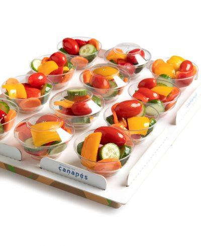 ירקות גינה ארוז אישית