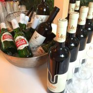 צילום של עמדת אלכוהול לייט