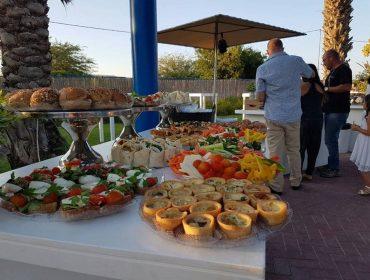 הזמנת מגשי אירוח לאירוע חגיגת 25 שנים להקמת היישוב אבשלום
