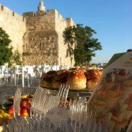 חגיגת בני / בנות מצווה של סגל אוניברסיטת בן גוריון, ירושלים.