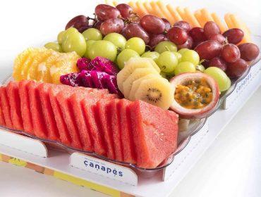 מגשי פירות מעוצבים - תוספת לכל אירוע