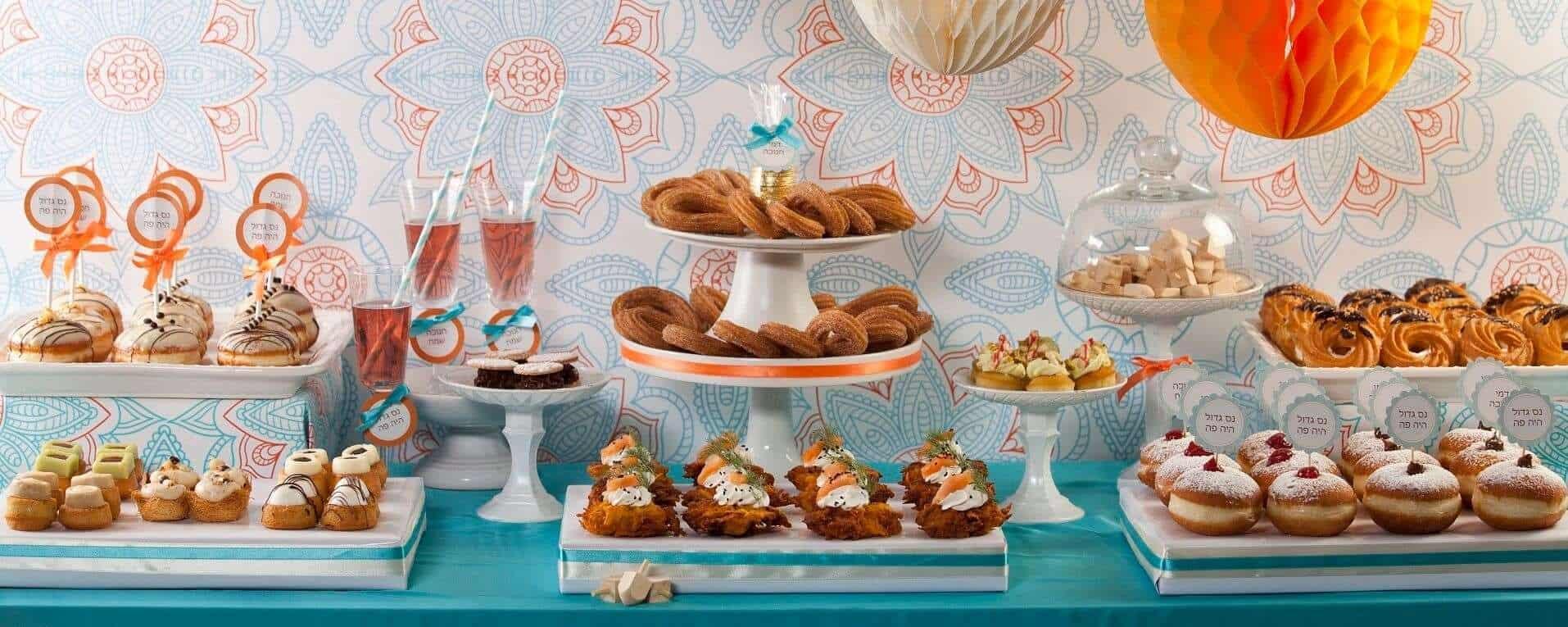hanukkah-buffet